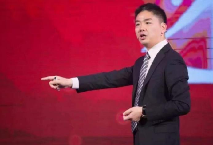 为什么说刘强东才是真正的白手起家?看看他年轻的照片你就懂了